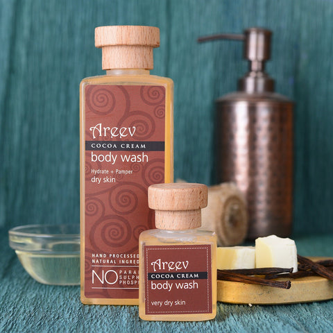 Cocoa Cream Body Wash