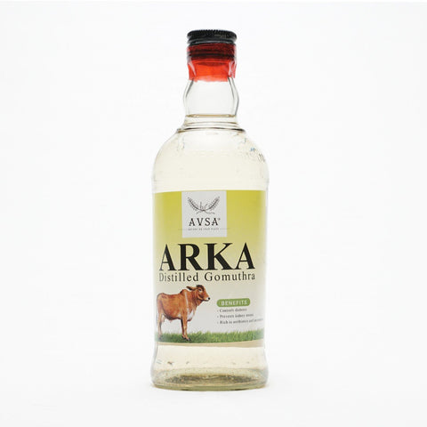Distilled Gomutra (Cow Urine) - Arka