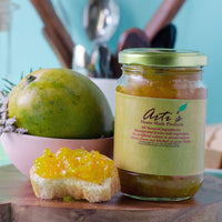 Raw Mango Spread