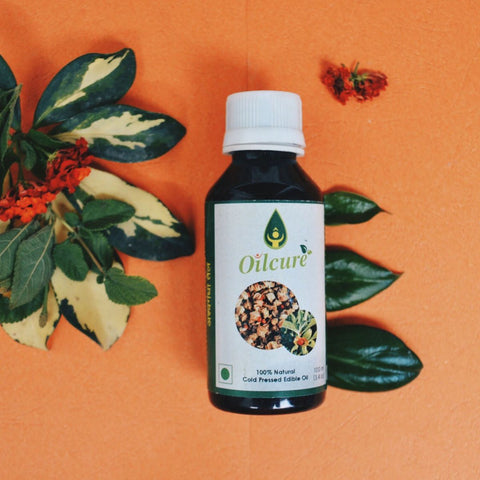 Ashwagandha Seed Oil (100% Natural Cold Pressed)