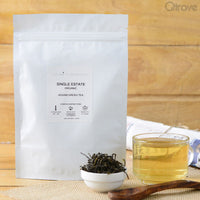 Hand-rolled Organic Single Estate Assam Green Tea