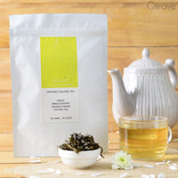Hand-rolled Organic Single Estate Assam Oolong Tea