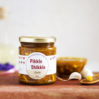 Authentic Garlic Pickle