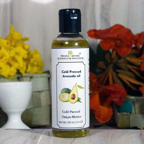 Avacado Oil (Cold Pressed)