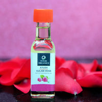 Aysuh Gulabi Rose Bath & Tub Essential Oil (Pack of 2) (20 ml each)