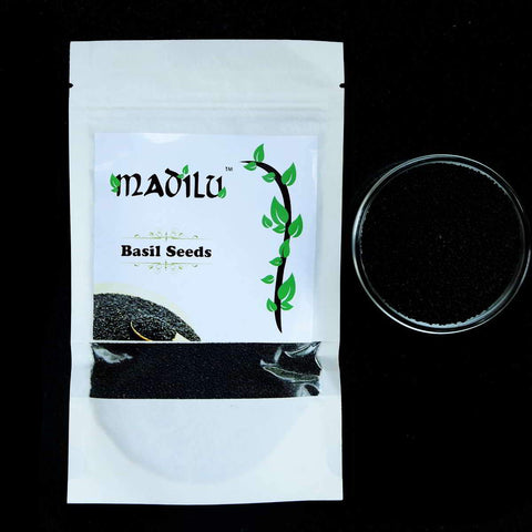 Basil Seeds (Pack of 2)