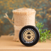 100% Natural Beard Moustache Wax