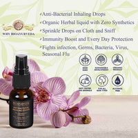 Anti-Bacterial Inhaling Drops