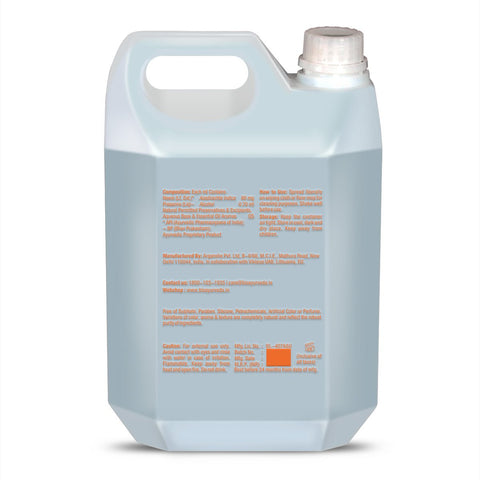 Multipurpose Liquid Sanitizer With 70% Alcohol (5 Litres)