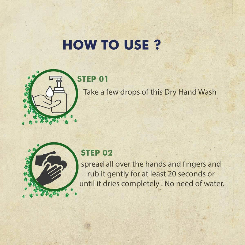Hand Wash (Dry) - Neem Power