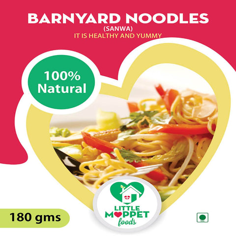 Kuthiraivolly Noodles/Barnyard Millet Noodles