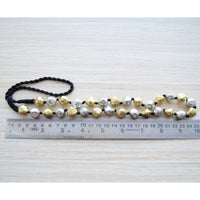 Baroque Bead Long Neckpiece