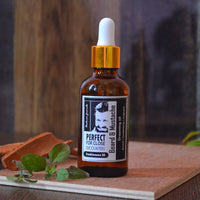 Beard & Mustache Grooming Oil (Frankincense)