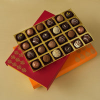 Belgian Pralines Diwali Chocolate Treat (Box of 24)