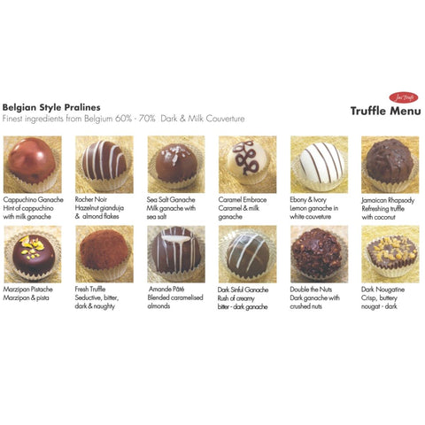 Belgian Pralines and Dry Fruits Diwali Designer Box