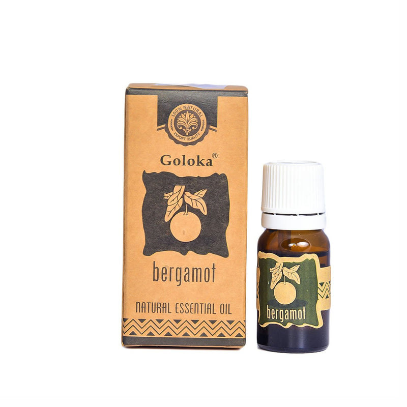Bergamont Natural Essential Oil   (pack Of 2)