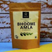 Bhoomi Amla Leaves Powder