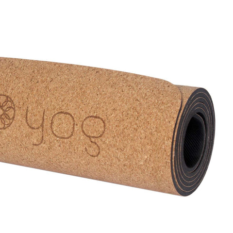 Bhoomi Beach Yogi XL Cork Eco Yoga Mat