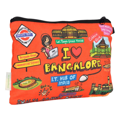Cotton Pouch (Bangalore) - Big