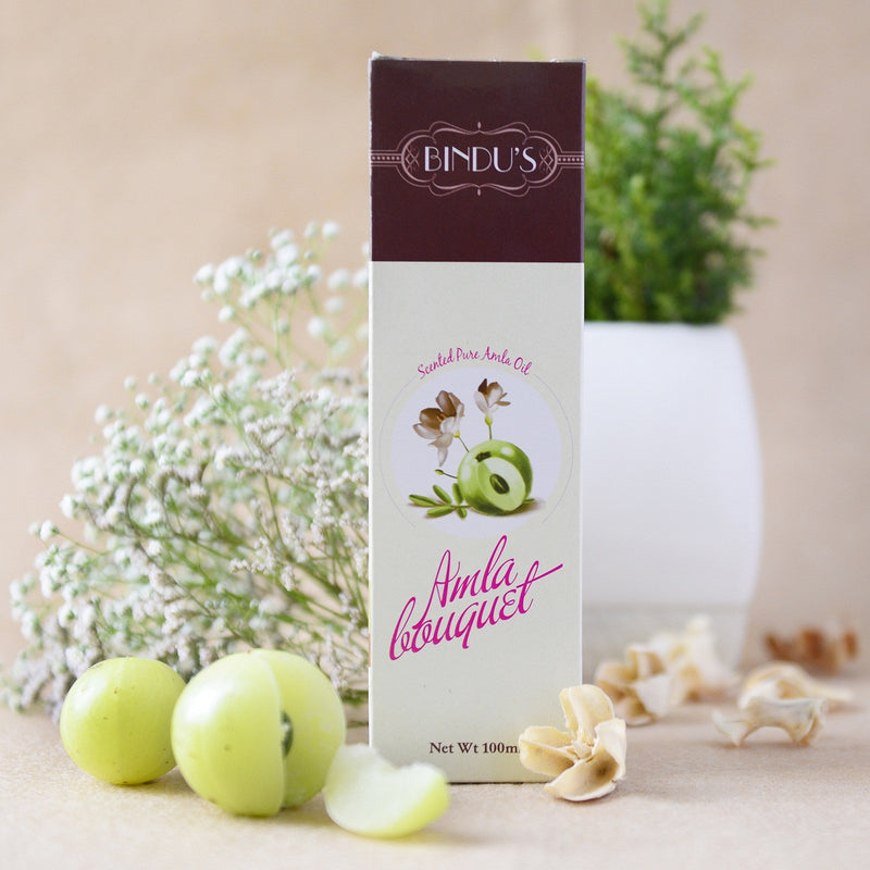 Amla Bouquet Hair Oil