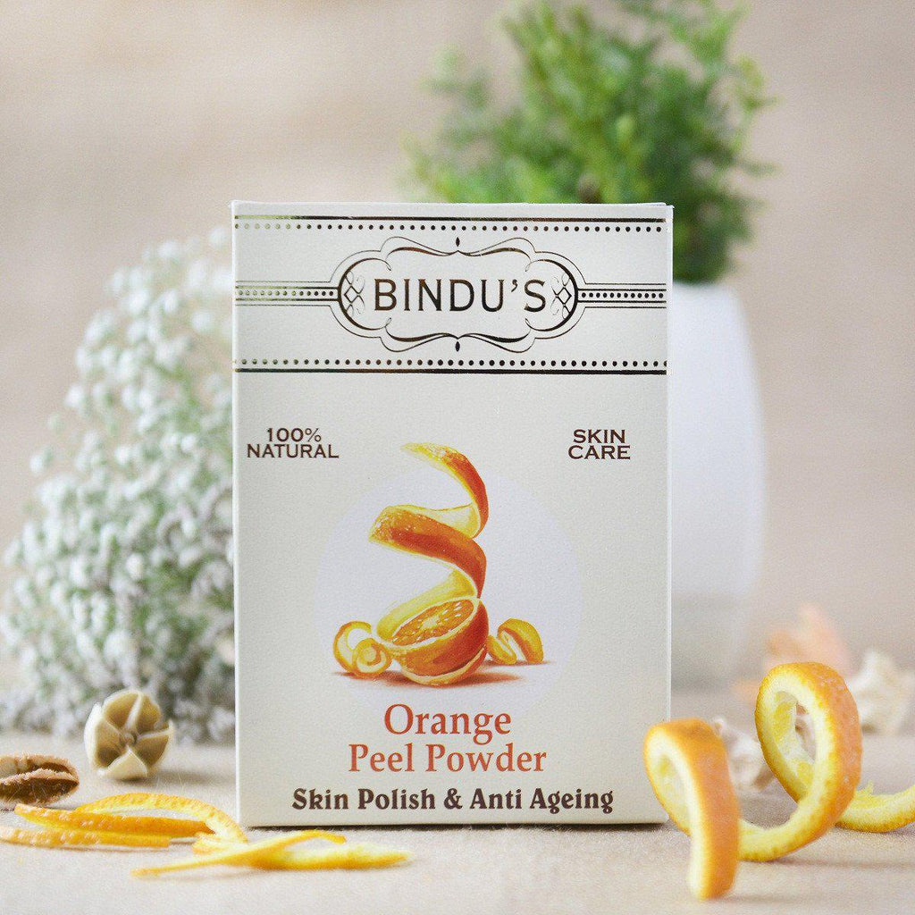 Orange Peel Powder (Pack of 2)