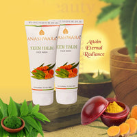 Neem Haldi Face Wash To Remove Pimples And Acne