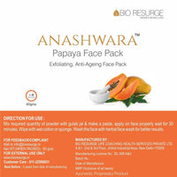 Papaya Face Pack For Removing Wrinkle And Dark Spots