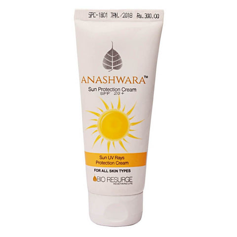 Sun Protection Cream with 20+   SPF