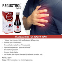 Bio Resurge Regustrol Syrup Protects the Heart From Threatening Cardiac Disease