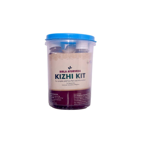 Kizhi Kit (Pack of 4)(Pain Oil + 1Potli)