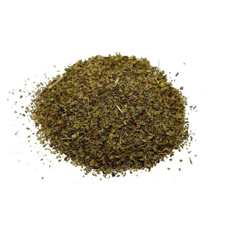 Shyama Tulsi Tea - Pure and Natural (Krishna/Shyama/Purple/Black Tulsi Sun Dried Leaves Tea)