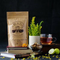Blood Orange Herbal Blend Tea