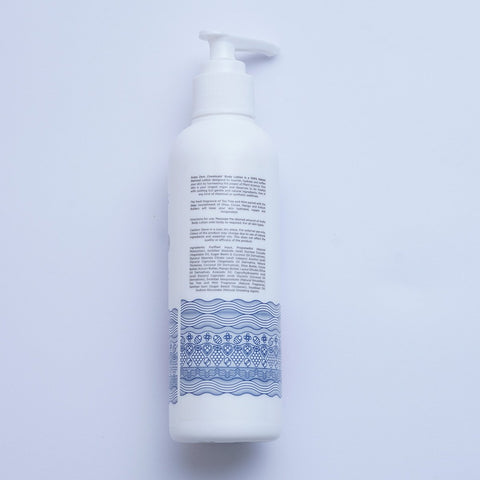 Natural Body Lotion (With Tea Tree Oil & Mint Extracts)