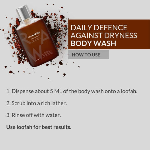Body Wash (Malt Extracts & Pepper Vanilla)