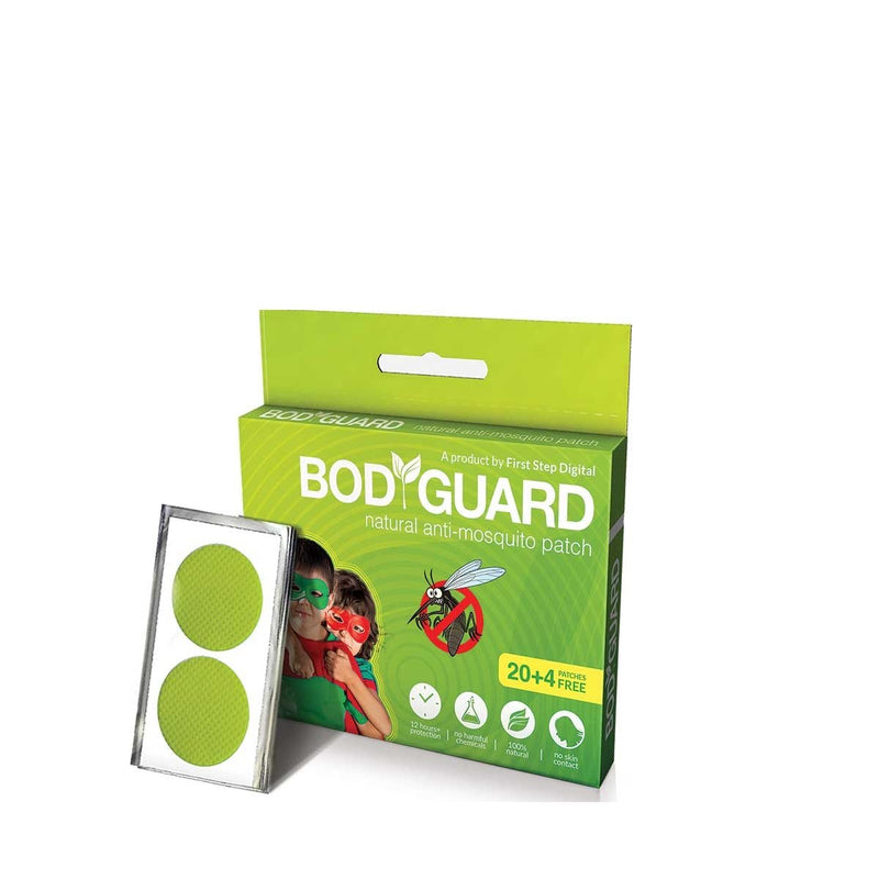 Bodyguard Natural Anti Mosquito Patches