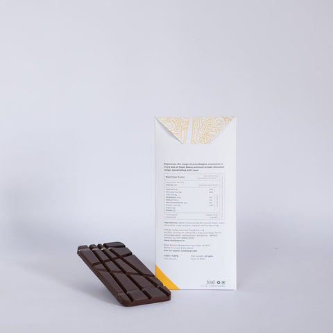 Brazil Single Origin Chocolate Bar (Belgian Handcrafted)