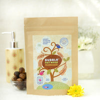 Chemical-Free SoapNut Laundry Powder