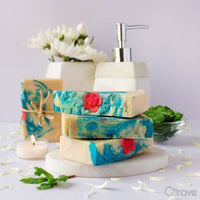 Cool Mint Soap with French Green Clay