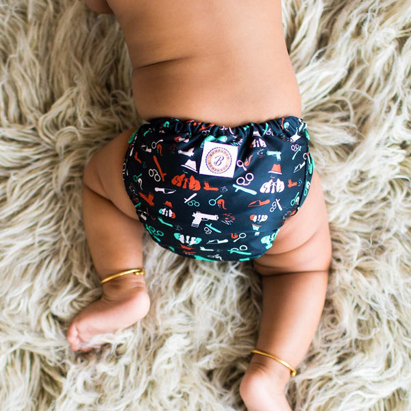 Duet Cloth Diaper - Goodfellas at Qtrove