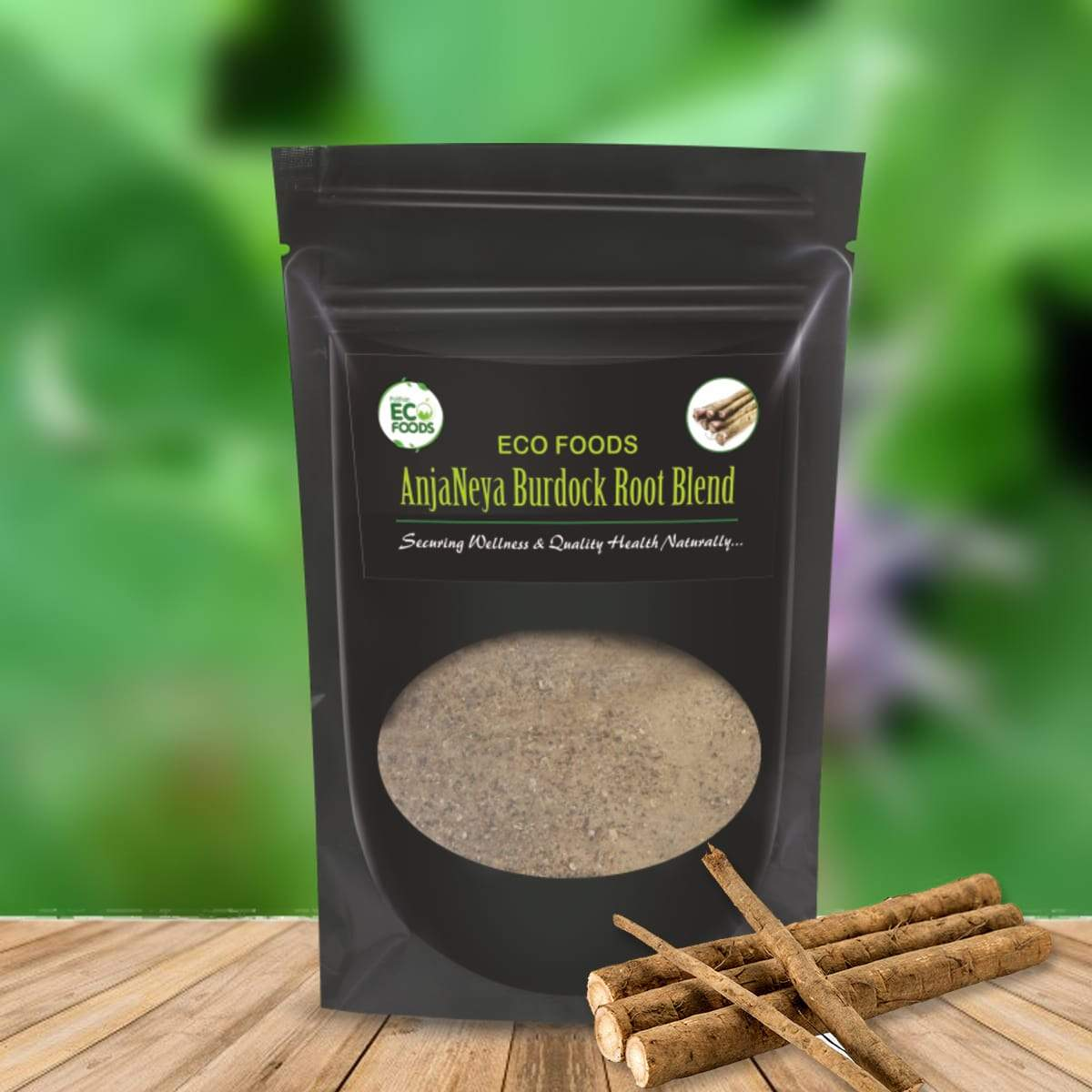 Burdrock Root Infusion Great for Skin Disorders