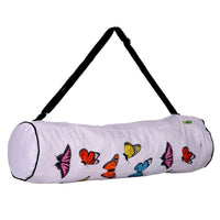 Butterfly Yoga Mat Bag