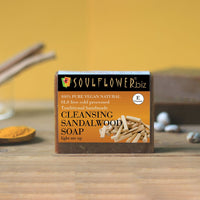 Cleansing Sandalwood Soap