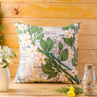 Blooming World Cushion Cover