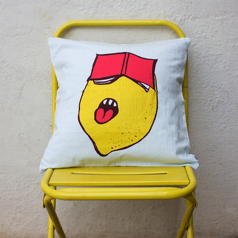 Cushion Cover Lazy Lemons