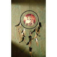 Canvas Buddha Serene - Handmade Hangings