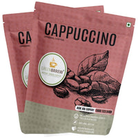 Cappuccino Instant Green Coffee (Pack of 2)