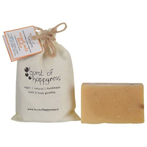 Carrot Oats & Kaolin Soap