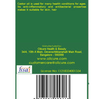 Castor Oil Cold Pressed (Pack of 3)