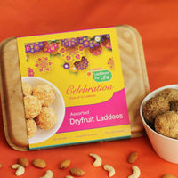 Celebration Assorted Dryfruit Laddoos (No preservatives, No Sugar)