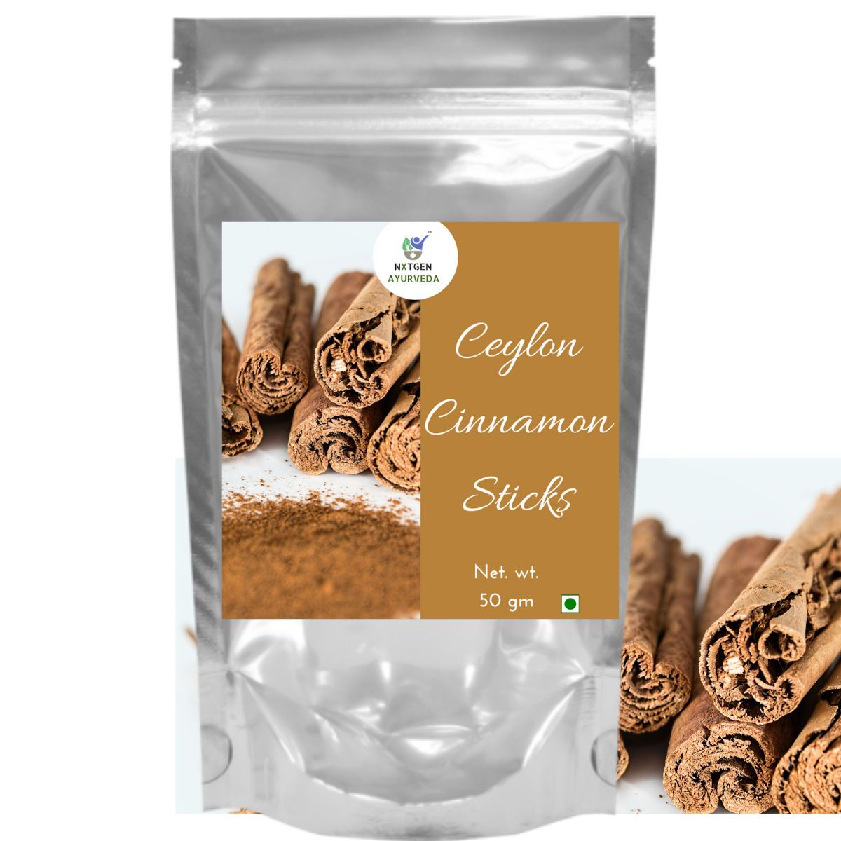 Ceylon Cinnamon Sticks (Pack of 2)